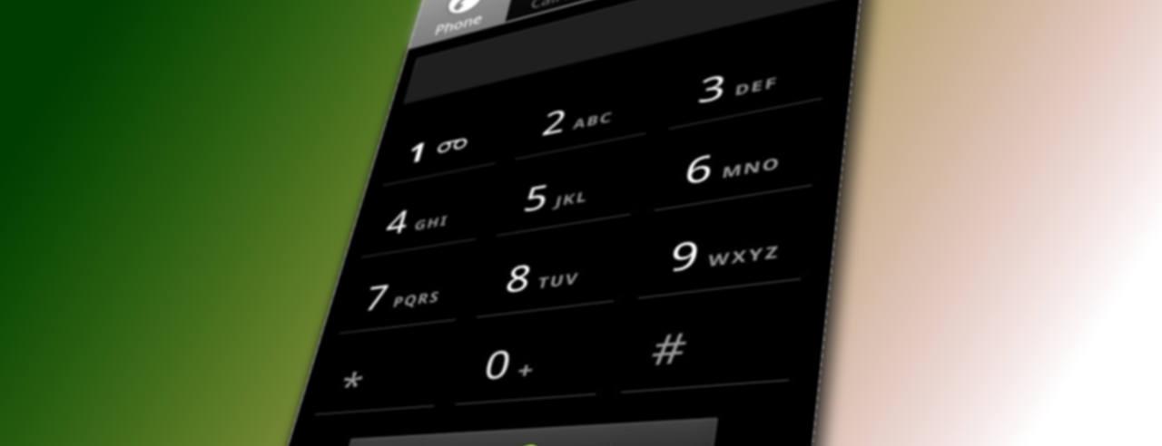 applicazioni mobili: evitare l'apertura del dialer al tocco su un numero di telefono
